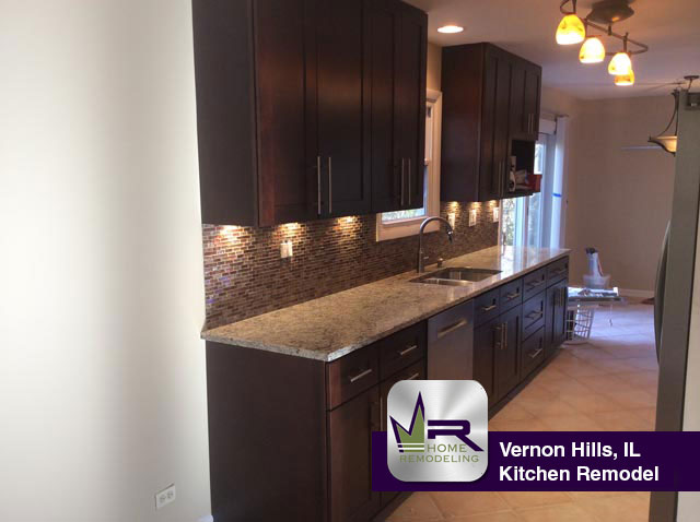 Kitchen Remodel - 114 S Deerpath Dr, Vernon Hills, IL 60061 by Regency Home Remodeling