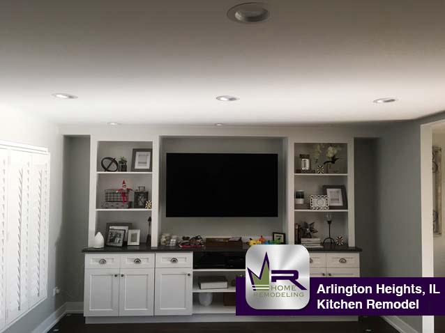 Kitchen Remodel - 715 E Burr Oak Dr, Arlington Heights, IL 60004 by Regency Home Remodeling