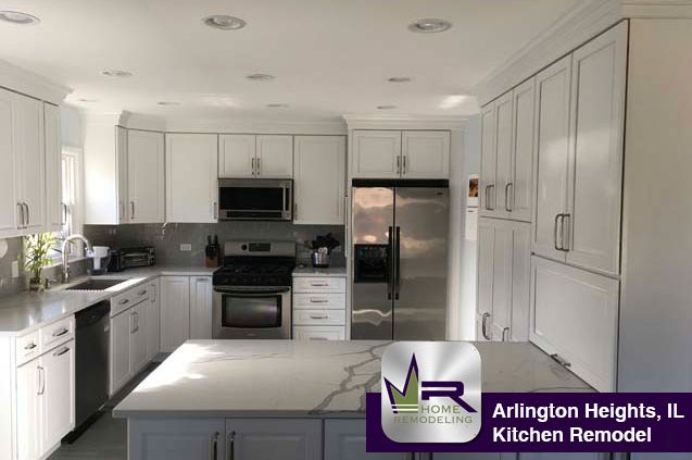 Arlington Heights Kitchen Remodel by Regency