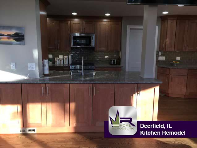 Deerfield Kitchen Remodel Regency 773 930 4465