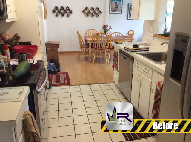 Kitchen Remodel - 1425 Hackberry Rd, Deerfield, IL 60015 by Regency Home Remodeling
