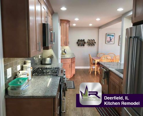 Kitchen Remodel in Deerfield, IL by Regency