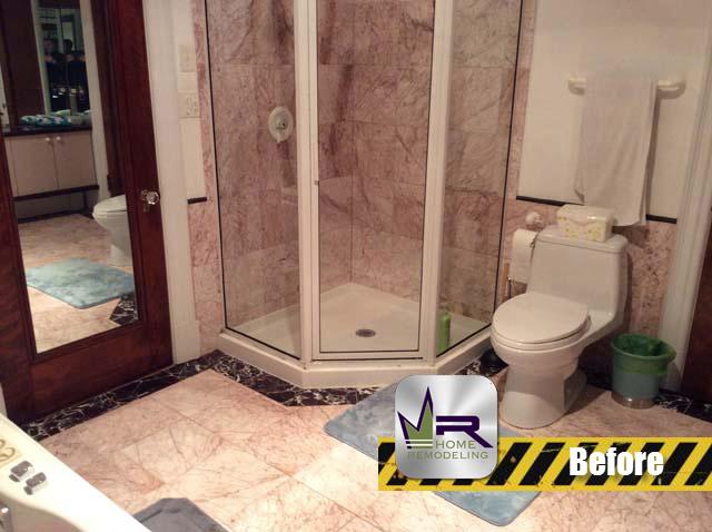 Bathroom Remodel - 183 Moraine Rd, Highland Park, IL 60035 by Regency Home Remodeling