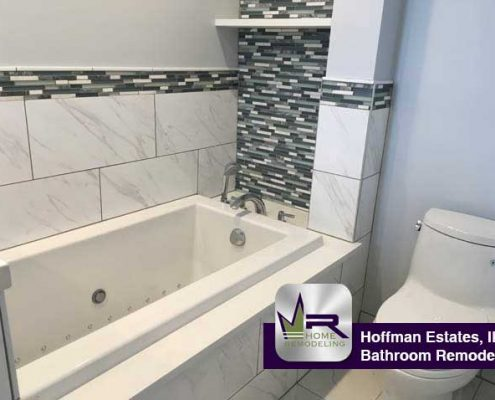 Bathroom Remodel in Hoffman Estates by Regency