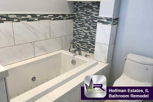 Bathroom Remodel - Forest Glen Dr, Hoffman Estates, IL 60192 by Regency Home Remodeling