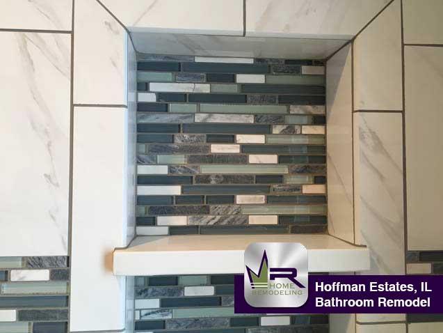 Bathroom Remodel - Forest Glen Dr, Hoffman Estates, IL 60192 by Regency Home Remodeling