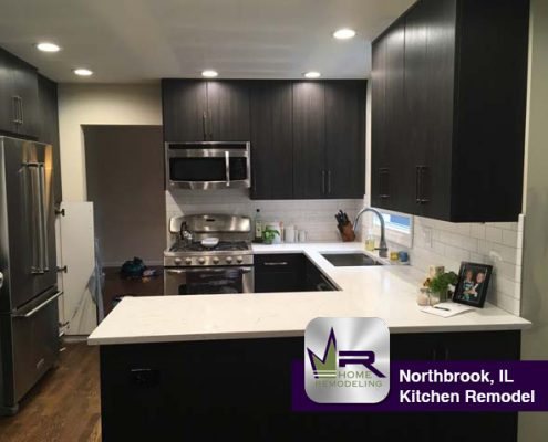 Northbrook, IL Kitchen Remodel by Regency