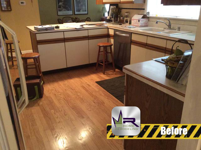 Kitchen Remodel - 1029 S Lincoln Ave, Park Ridge, IL 60068 by Regency Home Remodeling
