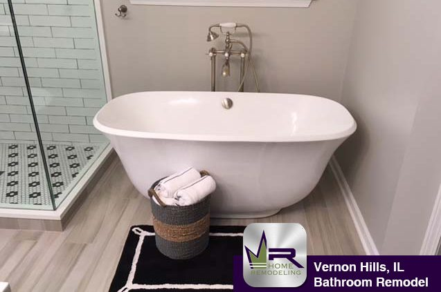 Vernon Hills, IL Bathroom Remodel by Regency