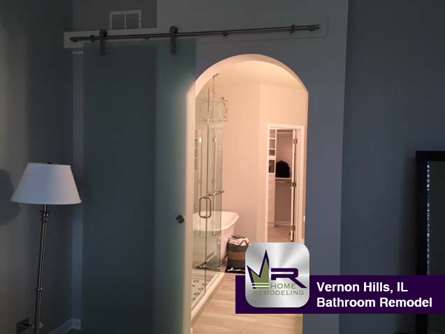 Bathroom Remodel - 1963 Trevino Terrace, Vernon Hills, IL 60061 by Regency Home Remodeling