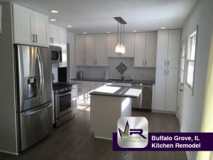 This Kitchen Was Ready To Be Updated. Our Customers Vision For Their Kitchen  Was To Be Bigger, More Open, Modern, And Bright. All Of Which Regency Is  Known ...