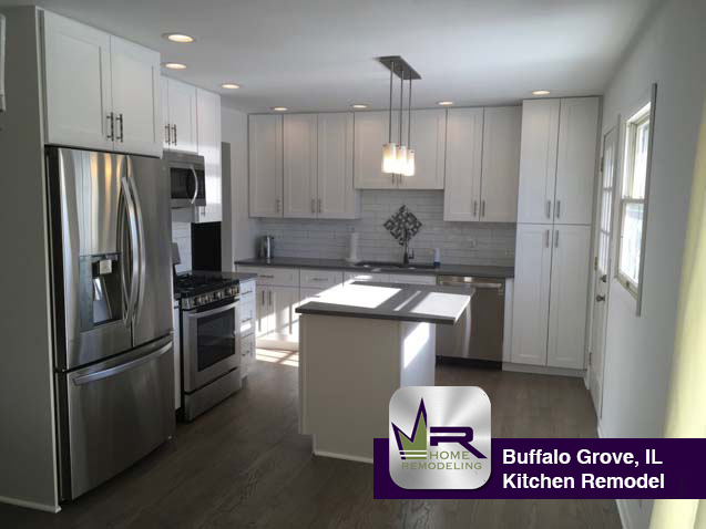 Buffalo Grove, IL Kitchen Remodel by Regency
