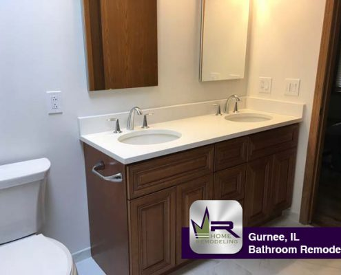 Gurnee bathroom Remodel by Regency