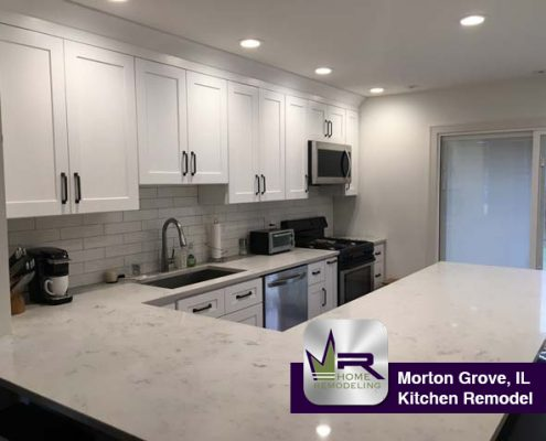 Morton Grove Kitchen Remodel by Regency