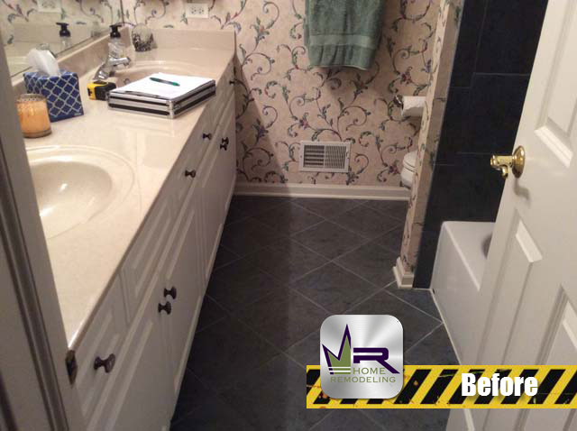 Bathroom Remodel - 27842 E Savannah Trail, Barrington, IL 60010 by Regency Home Remodeling