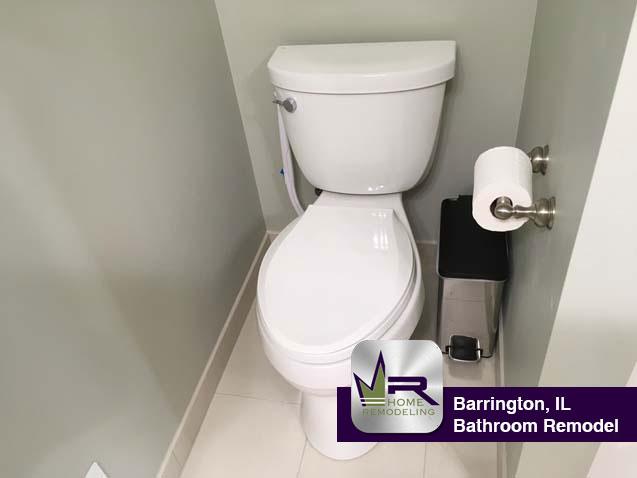 Bathroom Remodel - 27842 E Savannah Trail, Barrington, IL 60010 by Regency Home Remodeling