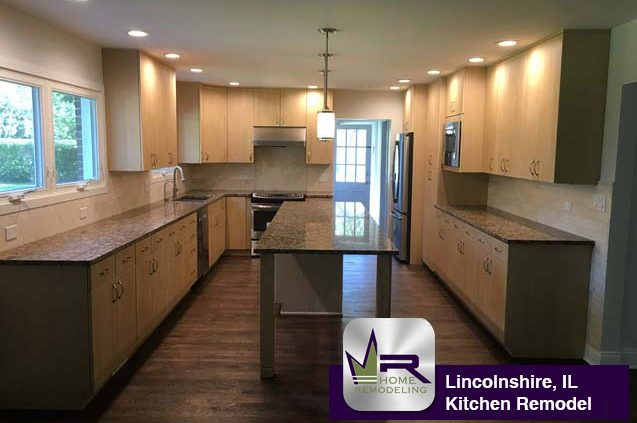 Lincolnshire Kitchen & Bathroom Remodeling by Regency