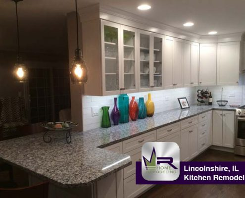 Lincolnshire Kitchen & Bathroom Remodel by Regency