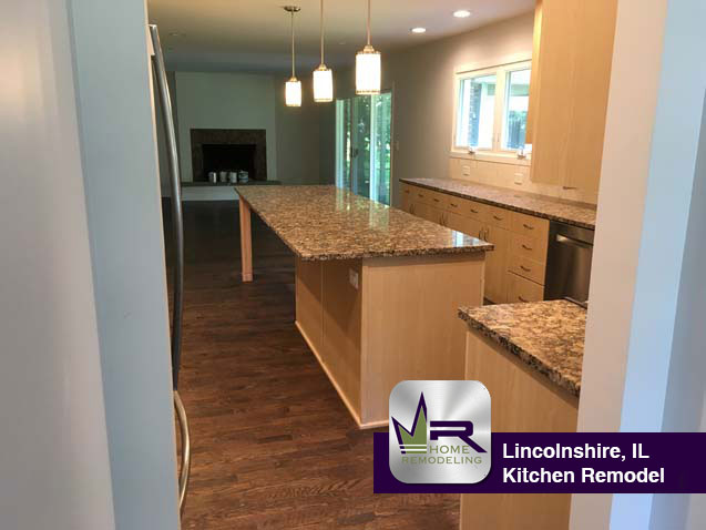 Kitchen & Bathroom Remodel - 5 Anglican Ln, Lincolnshire, IL 60069 by Regency Home Remodeling