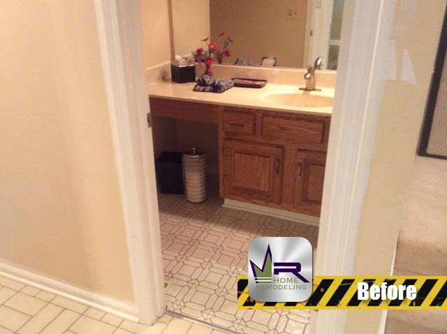 Bathroom Remodel - 849 Sutton Ct, Lincolnshire, IL 60069 by Regency Home Remodeling