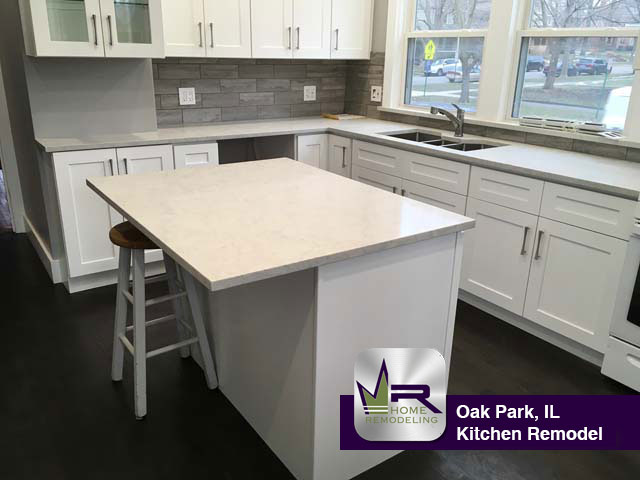 Oak Park Kitchen Remodel by Regency