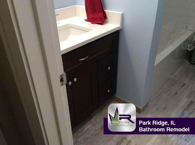 Bathroom Remodel - 607 S Greenwood Ave, Park Ridge, IL 60068 by Regency Home Remodeling