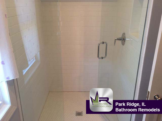 Bathroom Remodel - 613 S Cumberland Ave, Park Ridge, IL 60068 by Regency Home Remodeling