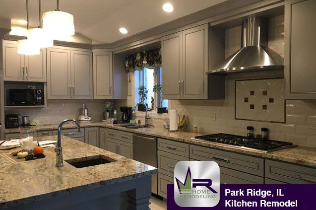 Kitchen Remodel - 121 Wisner St, Park Ridge, IL 60068 by Regency Home Remodeling