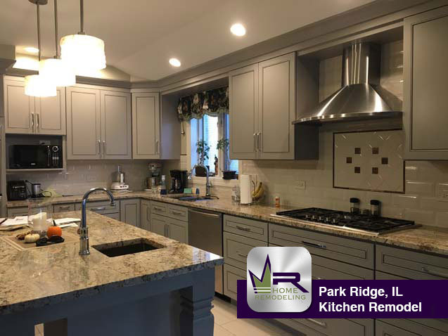 Park Ridge Kitchen Remodel by Regency
