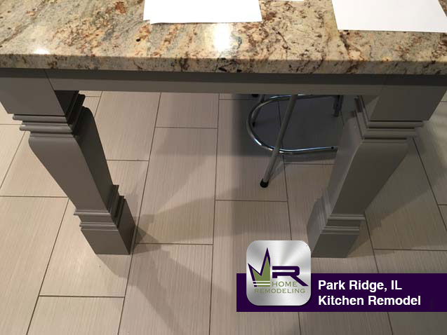 Kitchen Remodel - 121 Wisner St, Park Ridge, IL 60068 by Regency Home Remodeling