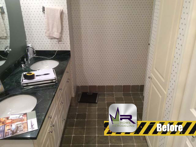 River North Bathroom Remodel - 55 W Delaware Pl, Chicago, IL 60610 by Regency Home Remodeling
