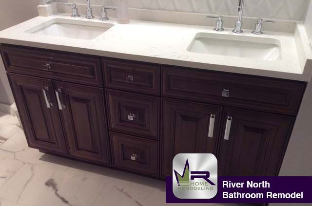 River North Bathroom Remodel by Regency