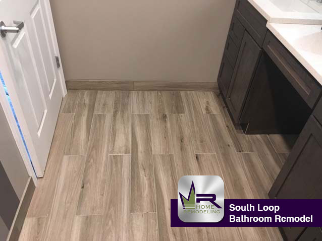 Bathroom Remodel - 1717 S Prairie Ave, Chicago, IL 60616 by Regency Home Remodeling