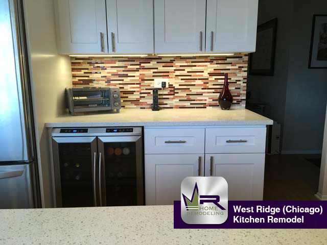 West Ridge Kitchen Remodel - 7033 N Kedzie Ave, Chicago, IL 60645 by Regency Home Remodeling