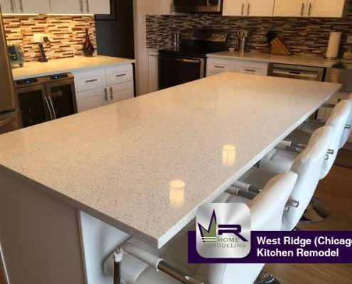 West Ridge [Chicago} Kitchen Remodel by Regency