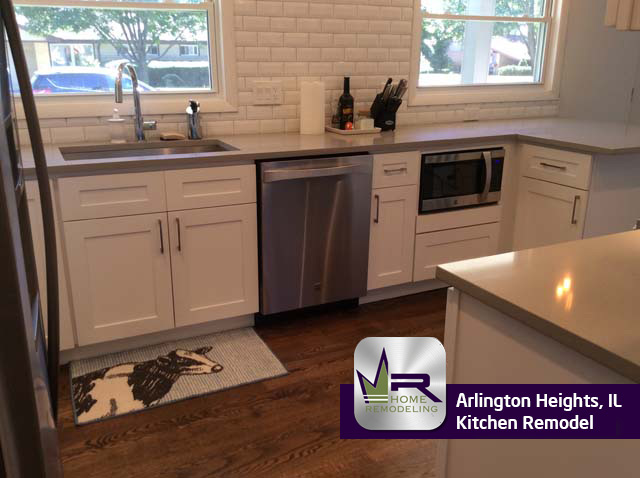 Kitchen Remodel - 2106 E Park St, Arlington Heights, IL 60004 by Regency Home Remodeling