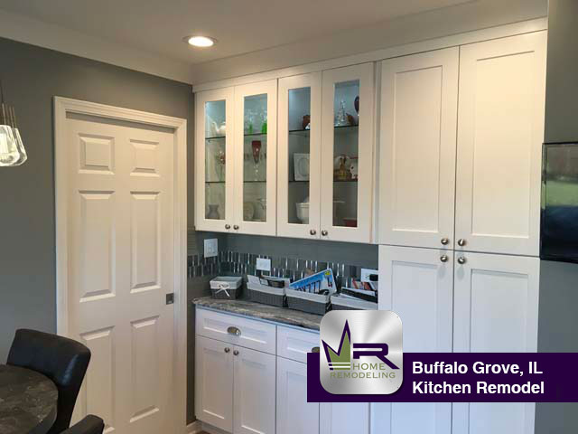 Kitchen Remodel - 1020 Alden Ln, Buffalo Grove, IL 60089 by Regency Home Remodeling