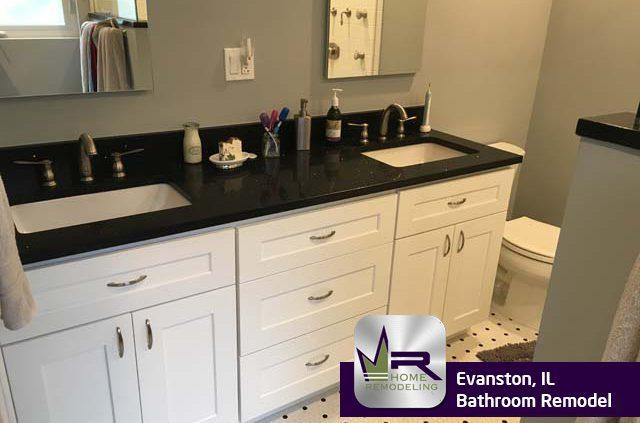 Bathroom remodel Evanston, IL by Regency