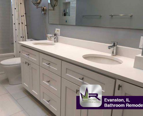 Evanston Bathroom Remodel by Regency