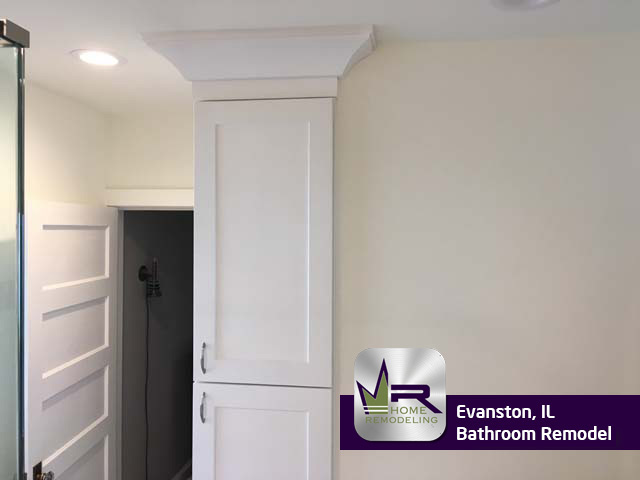 Bathroom Remodel - 1014 Elmwood Ave, Evanston, IL 60202 by Regency Home Remodeling