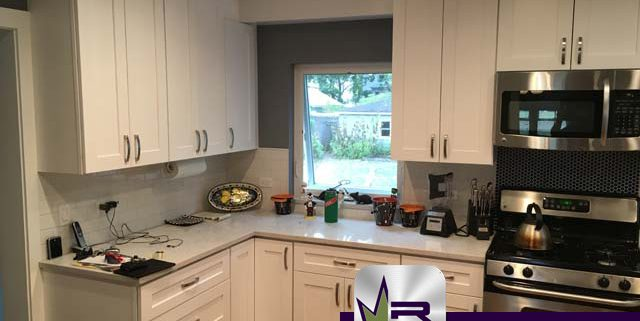 Evanston Kitchen Remodel by Regency Home Remodeling