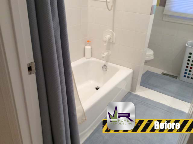 Bathroom Remodel - 117 Surrey Ln, lake Forest, IL 60045 by Regency Home Remodeling