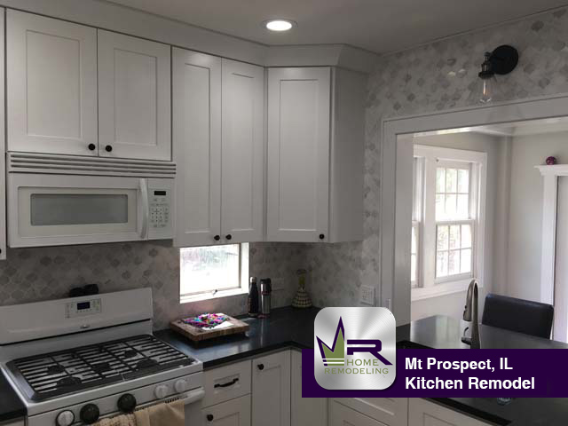 Mt Prospect kitchen remodel by Regency