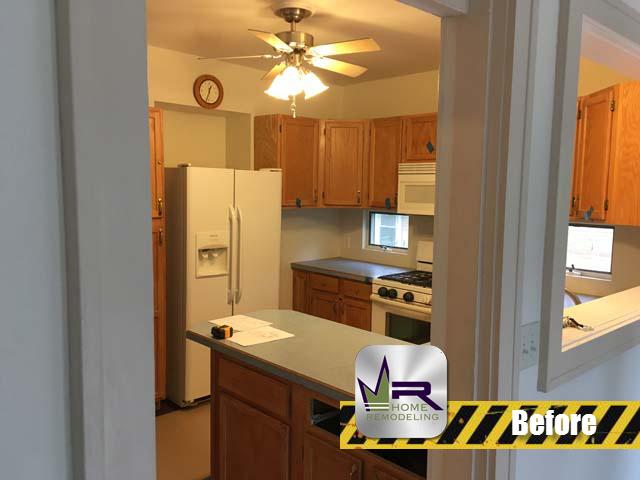 Kitchen Remodel - 208 S Edward St, Mt Prospect, IL 60056 by Regency Home Remodeling