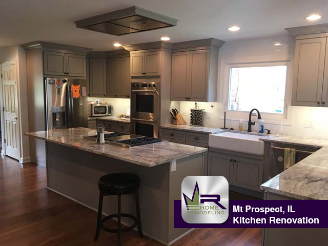 Mount Prospect Kitchen Renovation by Regency