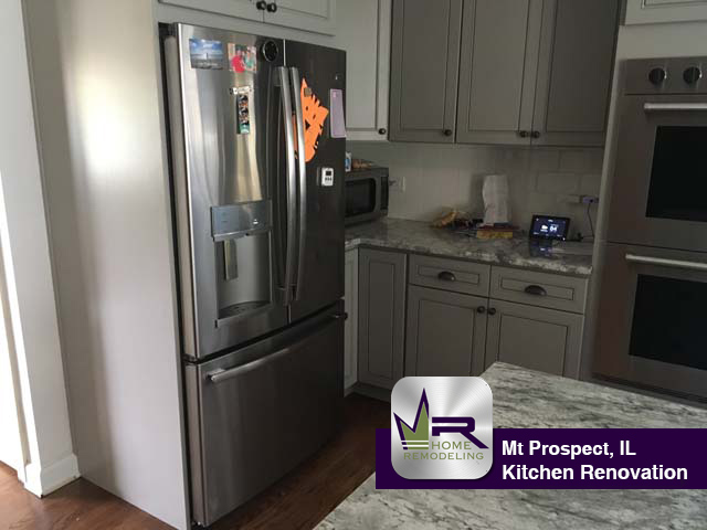 Kitchen Remodel - 605 S William St, Mt Prospect, IL 60056 by Regency Home Remodeling
