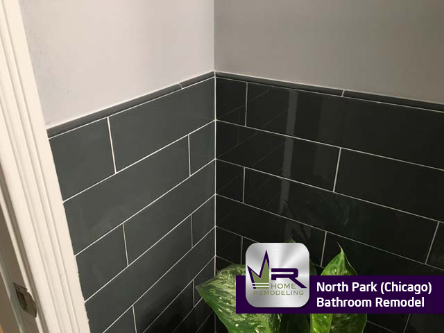 Bathroom Remodel - 5821 N Kimball Ave, Chicago, IL 60659 by Regency Home Remodeling