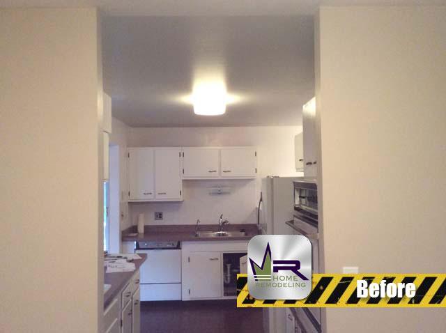 Kitchen Remodel - 1536 N Kaspar Ave, Arlington Heights, IL 60004 by Regency Home Remodeling