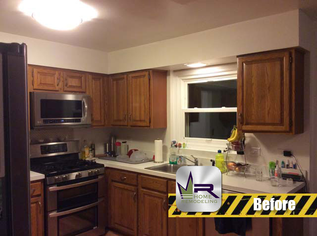 Kitchen Remodel - 1716 E Burning Tree Ct, Arlington Heights, IL 60004 by Regency Home Remodeling