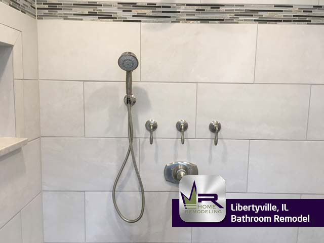 Bathroom Remodel - 1189 Oak Trail Dr, Libertyville, IL 60048 by Regency Home Remodeling